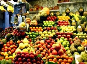 Barcelona Market-Spain