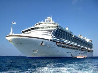 Crown Princess-Cruise Ship