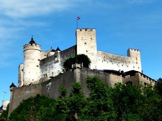 Hohensalzburg - Fortress - Salzberg - Austria