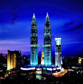 Petronas Towers-Kuala Lumpur-Mayalasia