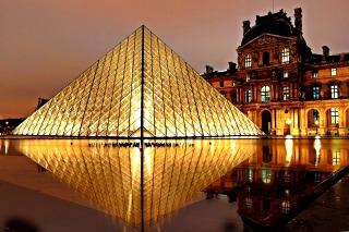 Louvre- Paris-France