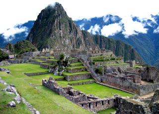 Machu Picchu-Peru-South America