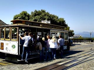 Tram-San Francisco-USA