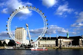 London Eye-UK